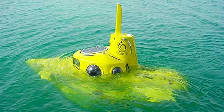 Желтая подводная лодка своими руками 31