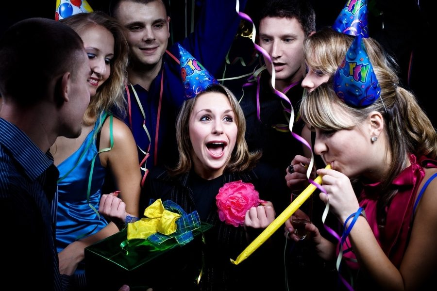Surprise birthday party ideas for best friend