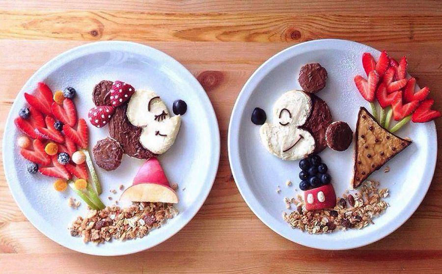 Оригинальные завтраки сами