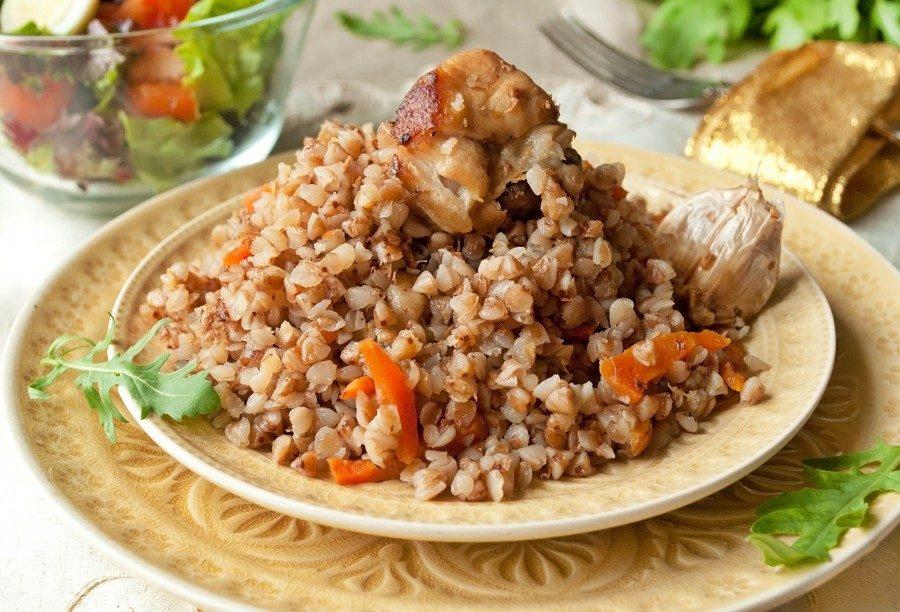 курица по-купечески рецепт с фото