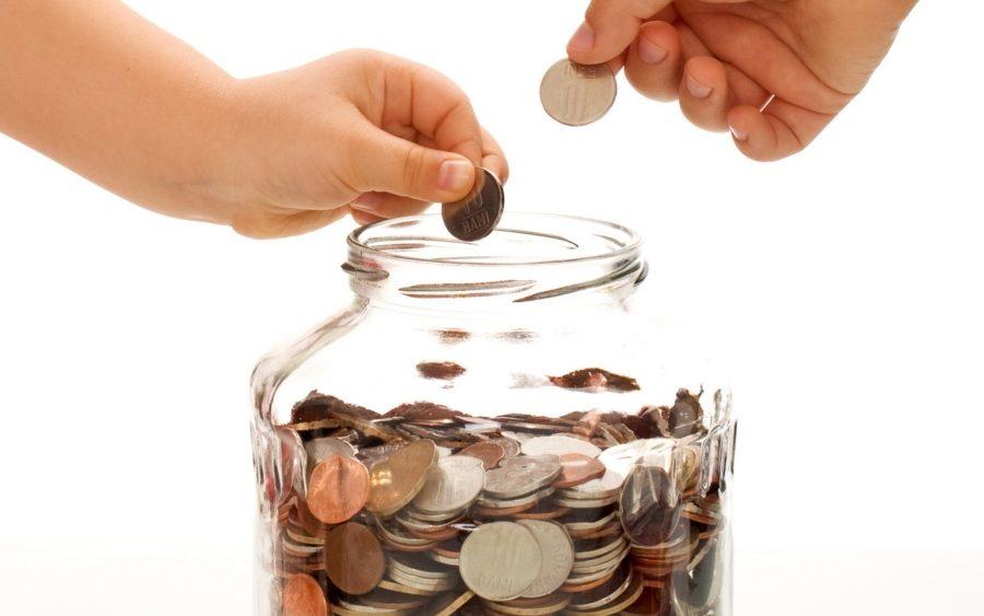 Как сделать пожертвования себе в интернете
