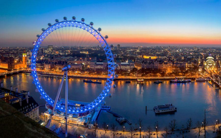 Фото лондона самые красивые места