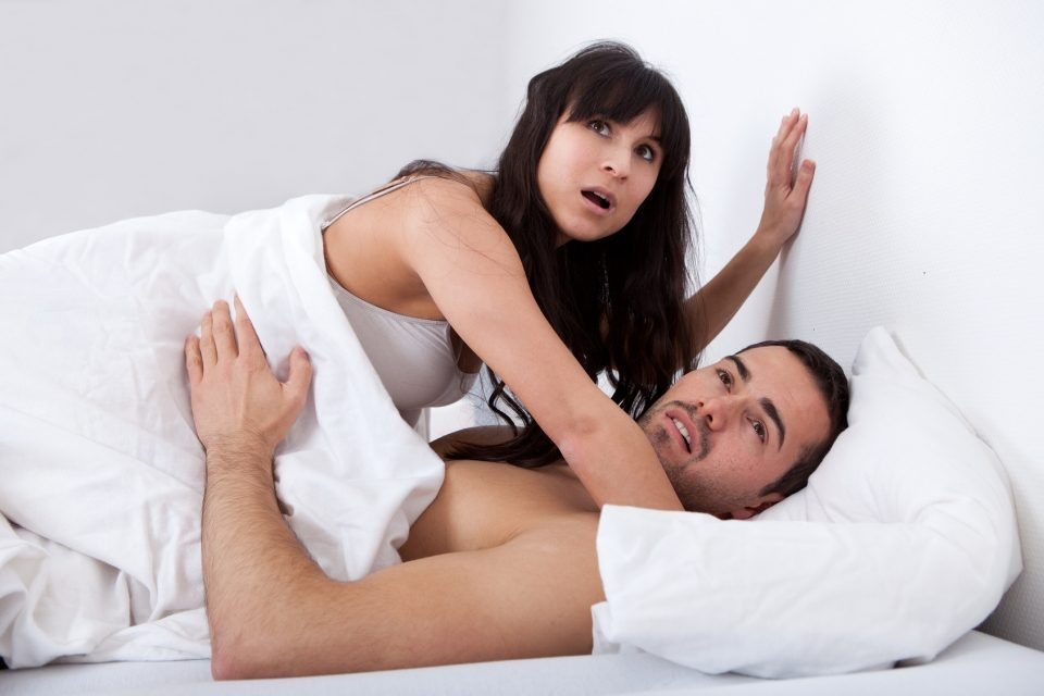 Порно муж застал за изменой 60