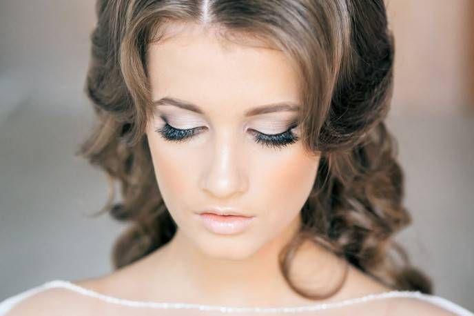 макияж свадьба