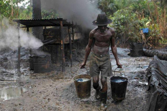 Нефть — желудок планеты