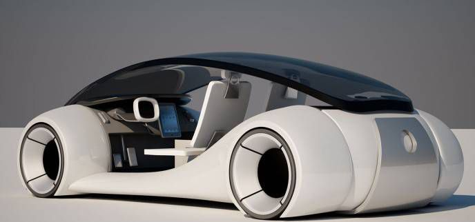Project Titan - Apple Car