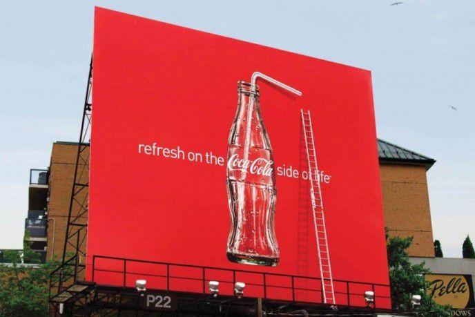 реклама креатив