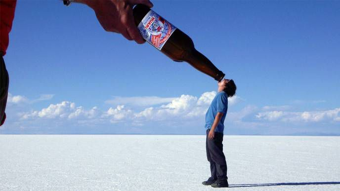 салар де уюни озеро пиво