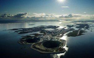 Самые большие «черные  дыры» на планете, сделанные руками человека