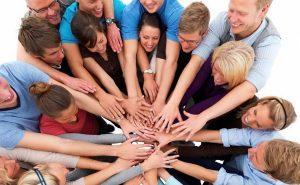 сила единства друзья hsl