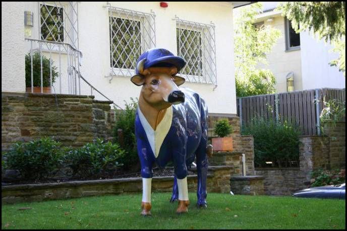 Корова-модница