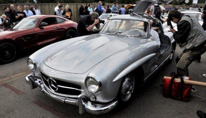 элегантные машины