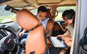 автомобиль управление силой мысли
