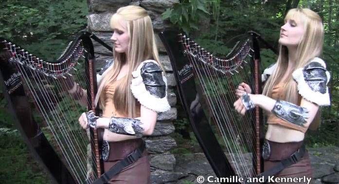 Metallica One в исполнении Camille и Kennerly 3