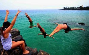 Прыжки в воду – спорт для волевых людей