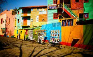 Топ-5 самых красочных городов в мире