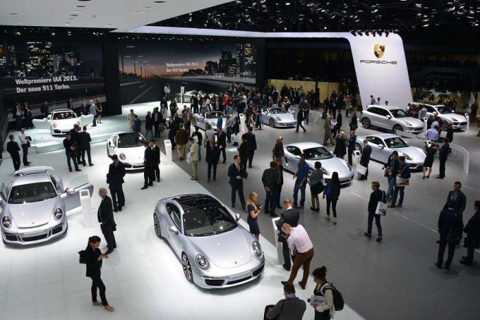 Frankfurt Motor Show: новейшие модели автомобилей