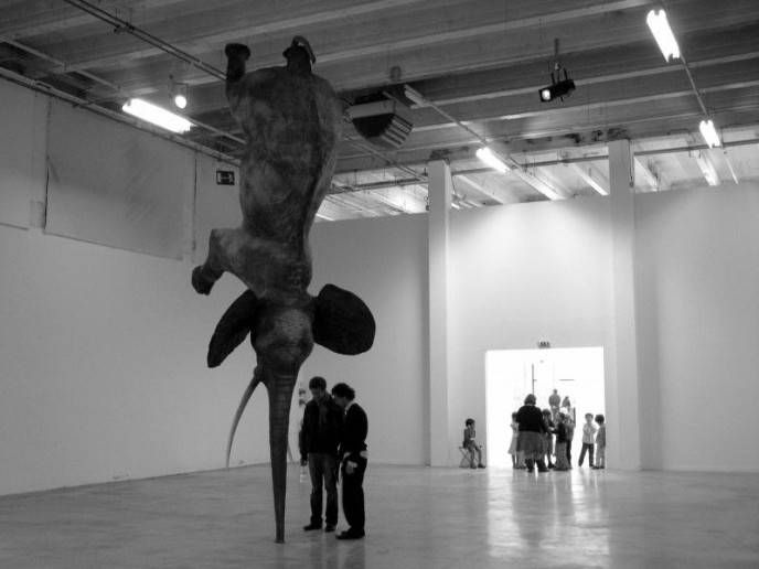 Гравитация слона
