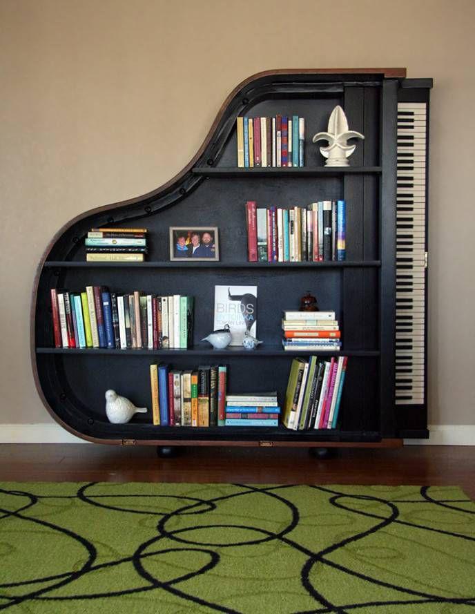 полка пианино