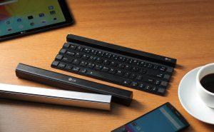 LG Roll — новый аксессуар для мобильных