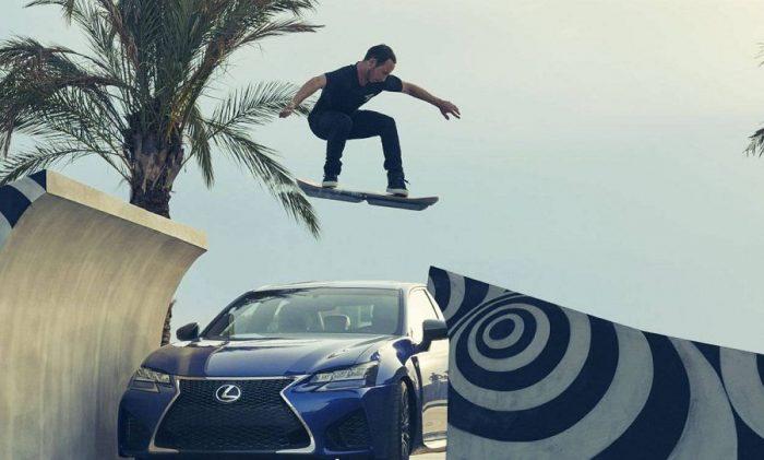 Lexus Hoverboard — история создания