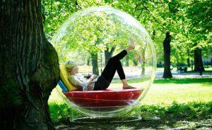 С шаром по жизни