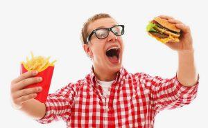 еда, ест, депрессия