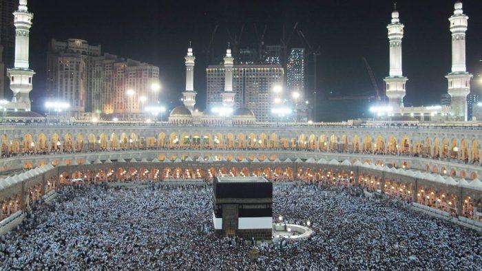 Мекка — священное место мусульман