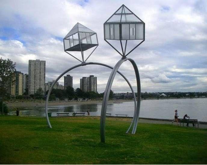 Обручальные кольца, Ванкувер, Канада