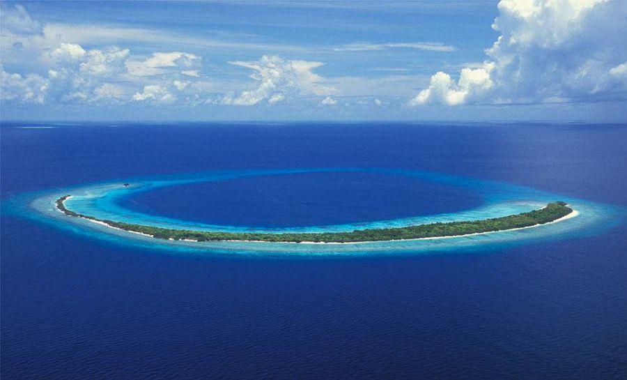 Побывать на Мальдивских островах 1