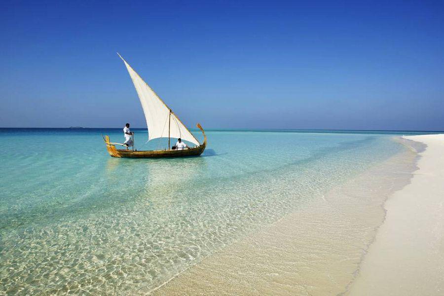 Побывать на Мальдивских островах2