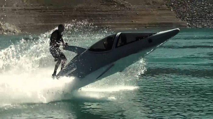 Водный байк и персональная подводная лодка — игрушки для любителей активного отдыха