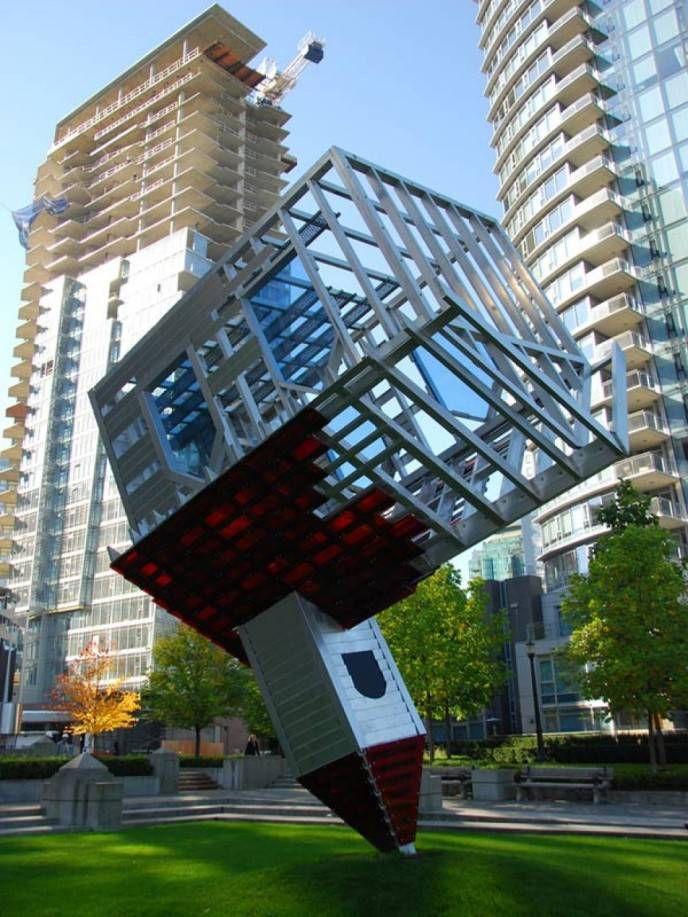 Устройство для искоренения зла, Ванкувер, Канада