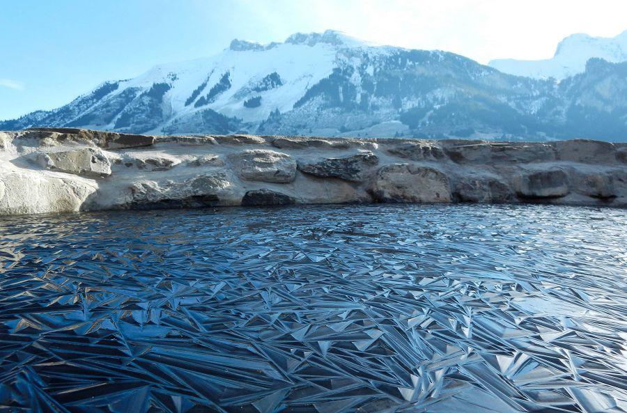 швейцарский пруд
