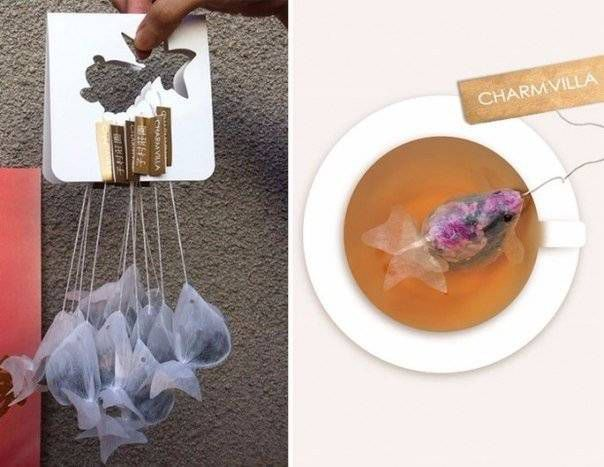 креативные упаковки