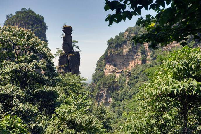 Zhangjiajie-National-Forest-Park