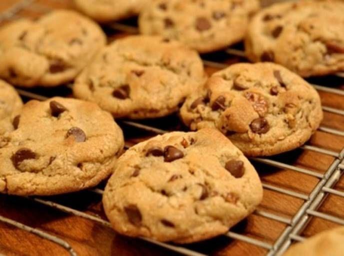 крошки печенья