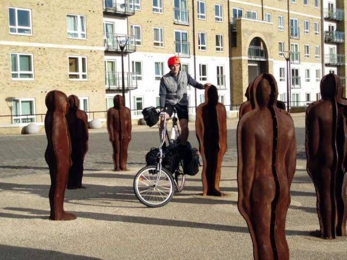 Ржавые Мужчины , Лондон , Великобритания