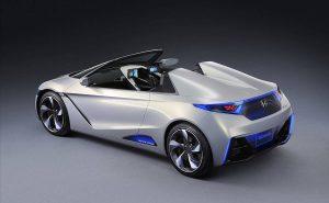 Ретроспектива: Honda проиллюстрировала свою историю