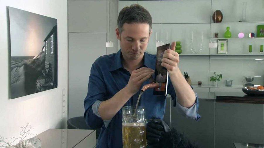 Невероятная магия Саймона Пиерро с помощью айпада