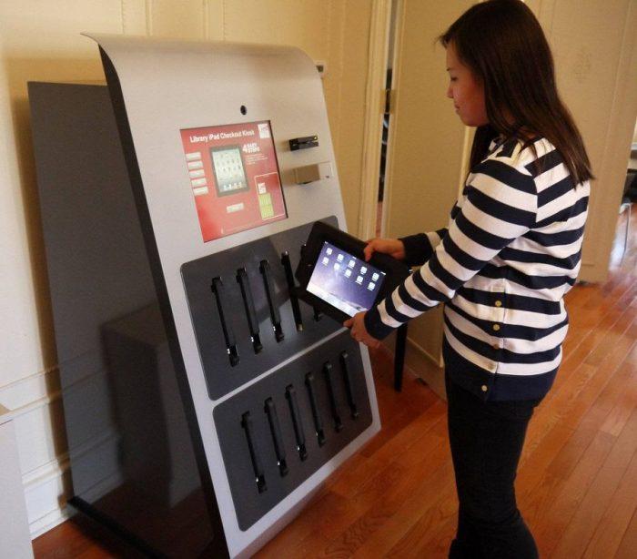 ipad автомат — мечта любого студента