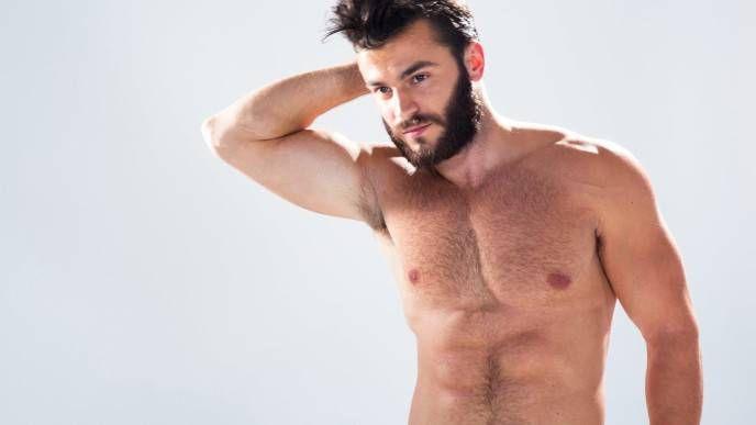 Стандарты мужской красоты