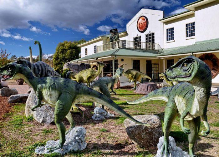 Топ-5 лучших музеев про динозавров