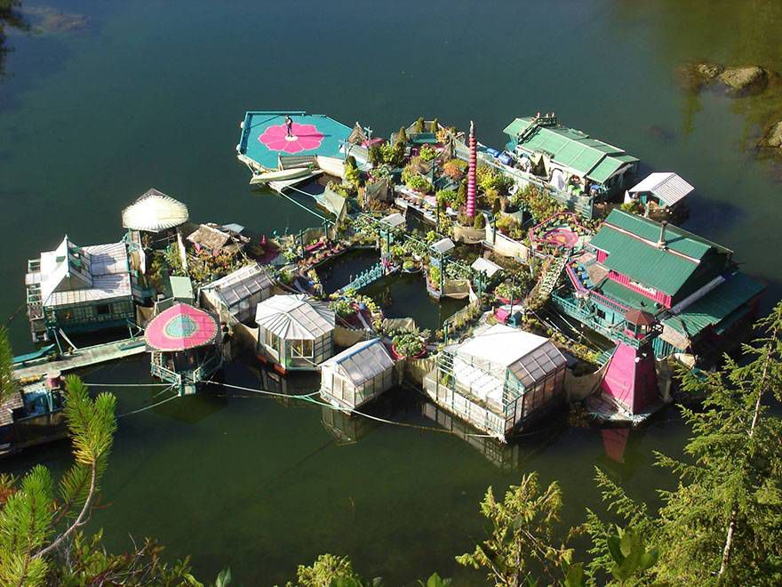 остров-утопия