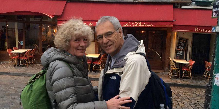пенсионеры-путешественники