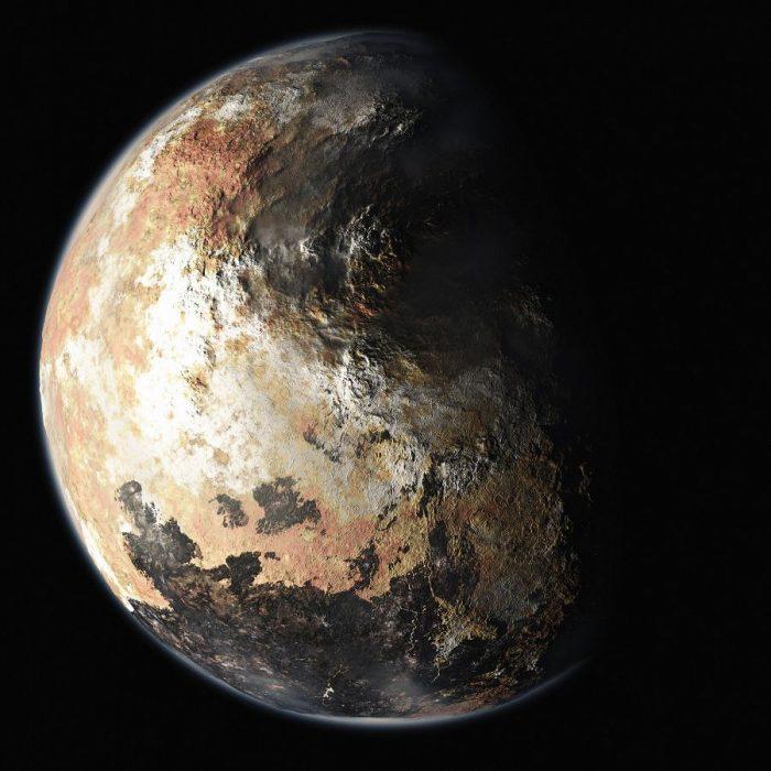 Новые изображения Плутона подтверждают загадочность мира