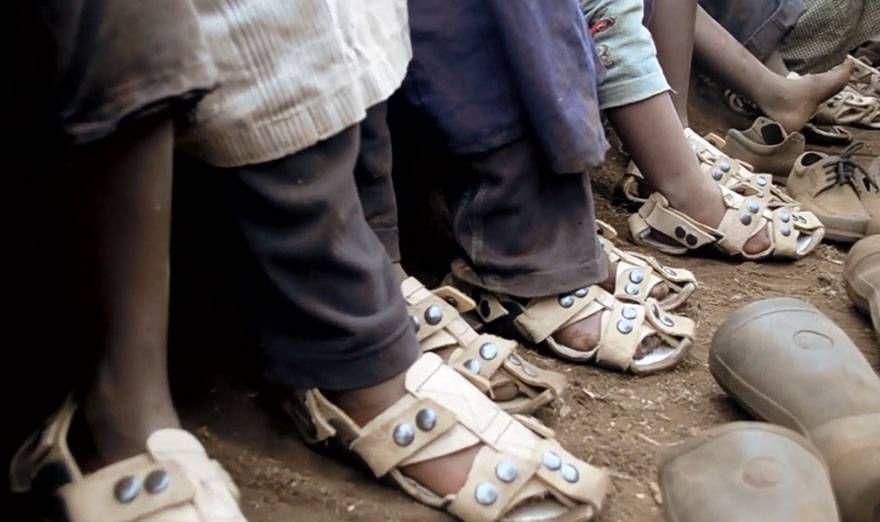 растущие сандали