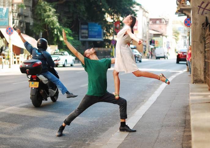 Танец — это прорыв души. Не стоит сдерживаться!