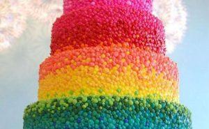 Топ-10 креативных праздничных тортов