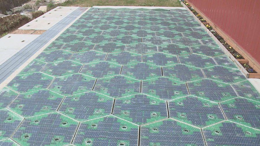 солнечные дороги